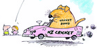 View: Cartoon: NZ Cricket