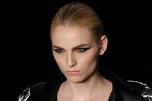 Model Andrej Pejic is renowned for his androgynous look.Photo / Supplied