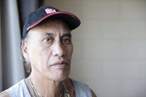 Danny Te Amo Walker. Photo / George Novak