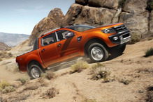 Ford has introduced a limited edition Wildtrak version of the Ranger.  Photo / Supplied 