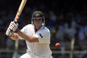 Matthew Hayden's work in India in 2001 paid dividends when Australia's test series began. Photo / Getty Images
