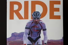 Ride by Josh Kench. From ultra-cycling rookie to racing across America.  Photo / Sarah Ivey 