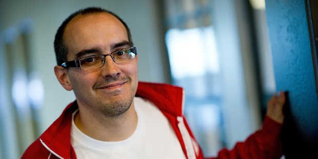 Dave McClure is leading a group of international investors and technology entrepreneurs to New Zealand. Photo / Bloomberg