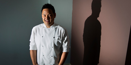 Anthony Hoy Fong has appeared on Oprah, judged Coolio's cooking and is going to feed President Barack Obama for a third time. Photo / Steven McNicholl