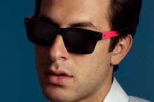 Mark Ronson sees DJing at festivals as the ultimate outlet for his music fandom. Photo / Supplied