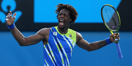 Gael Monfils will be making his second visit to the Auckland open. Photo / Getty Images