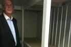 Tony Allison in Pentridge Prison in Melbourne. Photo / Supplied