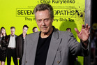 'I play disturbed people a lot, but always with a bit of distance or tongue-in-cheek.' - Christopher Walken. Photo / AP