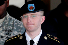 Whistleblower Private Bradley Manning may pay dearly for providing a huge trove of classified information to WikiLeaks. Photo / AP