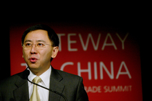 New Zealand needs to make trade in goods and services with China a high priority, says Dan Bidois. Photo / Kenny Rodger