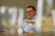 Adrian Orr, Chief Executive of the New Zealand Superannuation Fund. Photo / Supplied 
