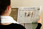 Job advertisements point to an unemployment rate around 7%. Photo / Martin Sykes