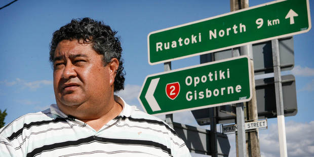 "Tamati Kruger says the Ruatoki raids came ""very close"" to derailing a settlement. Photo / Greg Bowker"