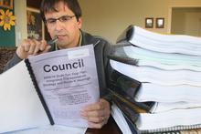 Tauranga City Councillor Rick Curach. Photo / Bay of Plenty Times