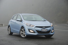 Hyundai i30  Photo / Jacqui Madelin