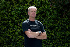 Former New Zealand cyclist Stephen Swart. Photo / Sarah Ivey