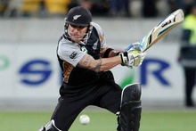 Brendon McCullum. Photo / Getty Images