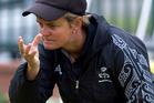 Val Smith surrendered her world championship to Australia's Karen Murphy. File photo / Simon Baker