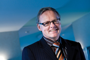 Mark Cairns has Bachelor of Business and Master of Management degrees. Photo / BOP