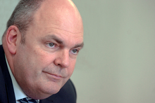 Steven Joyce debated the funding issue very publicly on Twitter.