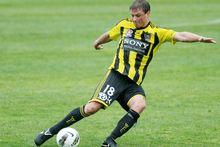 Wellington Phoenix's Ben Sigmund. Photo / File