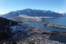 Queenstown has joined Christchurch with plans for a convention centres of its own. Photo / Doug Sherring