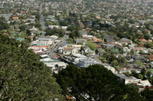 The average house price for million-dollar-club newcomer Mt Eden is $1,001,667. Photo / Janna Dixon
