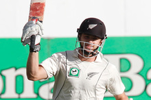 Kane Williamson has notched two of the Black Caps' six centuries this year. Photo / NZ Herald