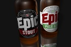 The initial Swedish order for Epic's beers was for 100,000 bottles, but the company is hoping for greater things to come. Photo / Supplied