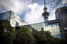 New Zealand's top technology export companies stay competitive through innovation, Datacom reporting revenues up around the $1 billion mark. Photo / Natalie Slade