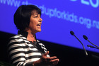 Hekia Parata has been admonished for trying to close a special needs school for girls. Photo / APN