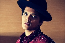Bruno Mars' new album doesn't capitalise on the promise he showed on his debut. Photo / Supplied