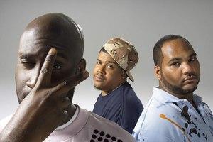 US hip-hop group De La Soul. Photo / Supplied