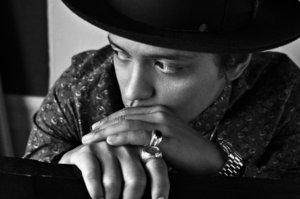 Bruno Mars. Photo / Supplied
