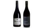 2010 Valli Bendigo Vineyard Pinot Noir and 2010 Black Estate Omihi Series Chardonnay.