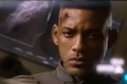 Will Smith in After Earth.