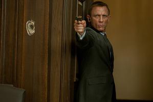 Daniel Craig as James Bond in Skyfall. Photo/supplied