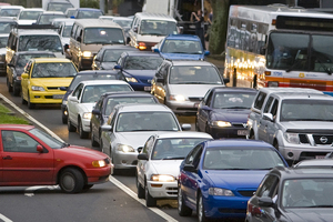 Traffic delays are expected in Wellington. Photo / File photo