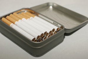 Cigarettes generate toxic chemicals in the smoke regardless of nicotine content.Photo / File