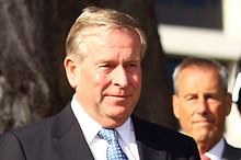 West Australian Premier Colin Barnett. Photo / Getty Images