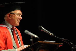 University of Otago Prof Robin Taylor. Photo / Craig Baxter