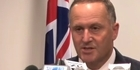Watch: John Key's statement after release of CTV report