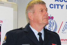 Chief Inspector John Palmer. File photo / NZPA
