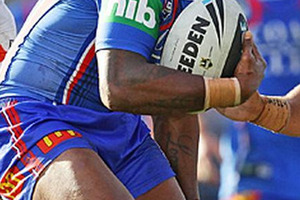 The Newcastle Knights owe more than $1.4 million to the ATO. Photo /Getty Images