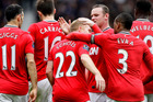 English Premier League giants Manchester United will return to Australia for the first time in 14 years to face an A-League All Stars squad in July. Photo / Getty Images.