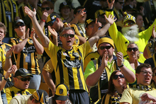 Wellington Phoenix boss David Dome says they mounted an unsuccessful bid to bring Manchester United to the capital. Photo / Getty Images