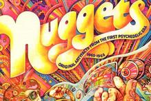 Album cover for Nuggets, remastered. Photo / Supplied