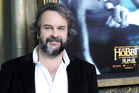 Peter Jackson attends the New York premiere of The Hobbit. Photo/AP
