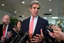 Senate Foreign Relations Chairman Senator John Kerry. Photo / AP