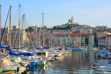 The old port of Marseille. Photo / Thinkstock